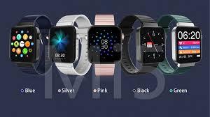 <b>Gocomma Mi5</b> discount code | Economic <b>smartwatch</b> offer - GizChina.it