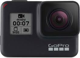 <b>Экшн</b>-<b>камера GoPro HERO7</b>, Black
