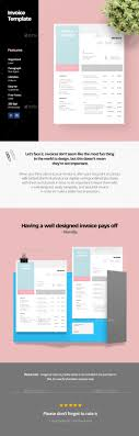 best ideas about invoice design invoice template 17 best ideas about invoice design invoice template layout design and portfolio design