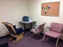 a friend submitted this photo of the nursing room at the museum of science in boston view slideshow 28 of 31 break room bulletin board