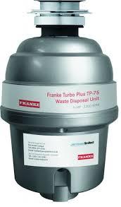 ≡ <b>Измельчитель пищевых отходов Franke</b> TURBO PLUS TP-75 ...