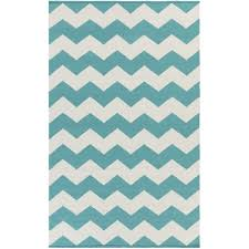 teal and white chevron rug  roselawnlutheran