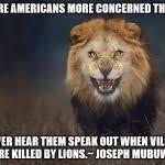 Lion attack Meme Generator - Imgflip via Relatably.com