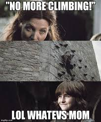 What if everyone just listened to Catelyn Stark? - Album on Imgur via Relatably.com