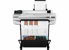 Струйный <b>плоттер HP Designjet T525</b> 24 (5ZY59A) купить: цена ...