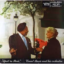 <b>Count Basie</b> Orchestra - <b>April</b> In Paris   Releases   Discogs