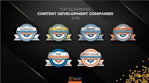 <b>Top</b> eLearning Content Development <b>Companies</b> (2019 Update)