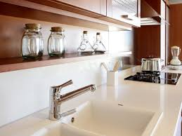 corian kitchen top: photo by photo credit associated fabrication