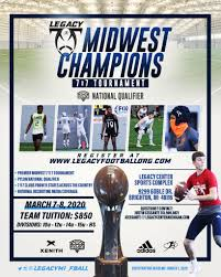Football Tournaments | Legacy Center Sports Complex