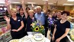 Well-known Omagh couple shut up shop for last time - Ulster Herald