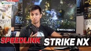 ROZETKA | Проводной <b>геймпад SPEEDLINK Strike</b> NX PC Black ...