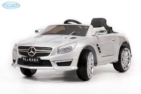 <b>Электромобиль Barty Mercedes</b>-Benz <b>SL63</b> AMG в России