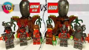 Какой <b>конструктор</b> круче LEGO 70621 или подделка <b>Lepin</b>. Что ...