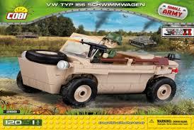 <b>Конструктор COBI</b> Амфибия <b>VW Typ</b> 166 Schwimmwagen COBI ...