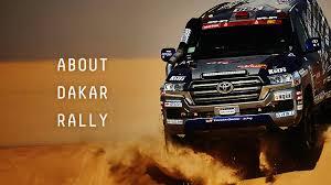 2021   <b>DAKAR RALLY</b>   TOYOTA GAZOO Racing