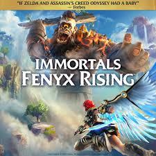 Play <b>Immortals</b> Fenyx Rising on Stadia