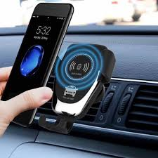 <b>LEEHUR</b> 10w <b>2</b> in 1 Car Wireless Phone Charger Fast Charging ...