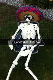 skeleton-meme | Tumblr via Relatably.com