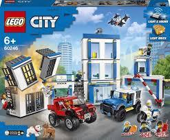 <b>Конструктор LEGO City</b> Police 60246 <b>Полицейский</b> участок ...