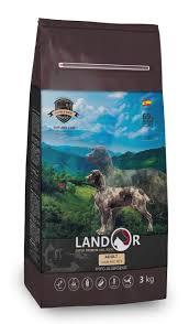 Корма для собак <b>Landor</b>