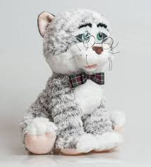 Мягкая <b>интерактивная игрушка Fancy</b> Мистер Кэт 29 см MRC01M ...