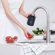 Xiaomi Beige Home <b>Smart</b> Detection <b>Faucet</b> Water Purifier | Shopee ...