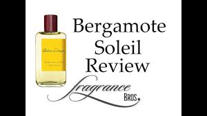 <b>Bergamote Soleil</b> by <b>Atelier Cologne</b> Review! Infinitely wearable ...