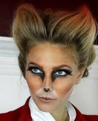 halloween make up fox make up diy animal costumes awesome diy makeup
