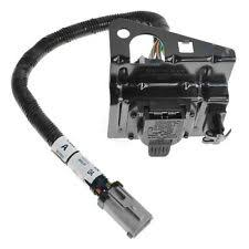 f350 wiring harness ford 4 7 pin trailer tow wiring harness w plug bracket for f250