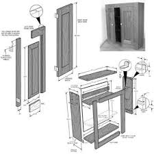 how to make kitchen cabinets: cabinet plans for kitchen pdf making machines