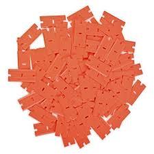 EHDIS 100 шт. Пластиковые <b>лезвия для бритвы</b> с двойными ...