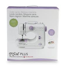 Singer Pixie Plus Little Seamstress Machine Sewing Fun From Kmart