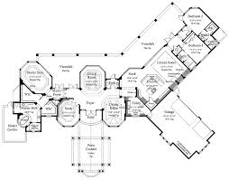 Ideas bedrooms page spanish mission house plansAmerican colonial architecture    the