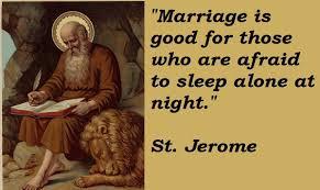 St. Jerome Quotes. QuotesGram