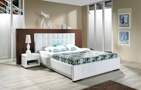 oak bedroom furniture home design gallery: full size of bedroomwonderful home interior bedroom design ideas with exclusive cream leather framed