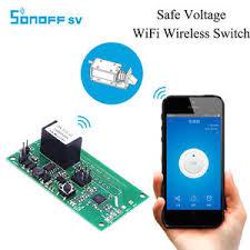 Выгодная цена на <b>sonoff sv</b> safe voltage <b>wifi</b> wireless switch smart ...