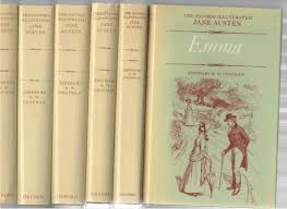 the novels of jane austen the text based on collation of the early the novels of jane austen the text based on collation of the early editions by r w chapman abebooks