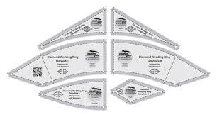 <b>Creative</b> Grids Diamond Wedding Ring <b>6pcs</b>