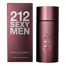 CAROLINA HERRERA <b>212 Sexy Men</b> - купить мужские духи, цены ...