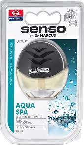<b>Ароматизатор DR</b>. <b>MARCUS Senso</b> Luxury в ассорт. 580 – купить ...
