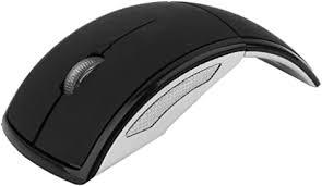 2.4ghz Wireless Foldable Folding Arc Optical Mouse ... - Amazon.com