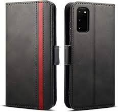 Leather <b>Wallet Case</b> Protector Flip Cover with Kickstand <b>Card</b> ...