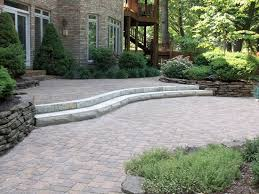 decoration pavers patio beauteous paver: heavenly outdoor pictures of exterior decoration patio paver design ideas modern study room new in outdoor