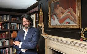 laurence llewelyn bowen is selling his 17th century manor build home cotswold