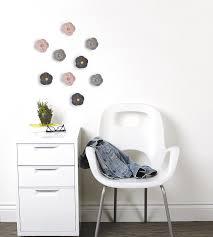umbra wallflower wall decor white set:  htljcvcl sl