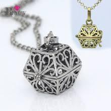 5 шт./лот старинное серебро/бронзовый цветок полые ...