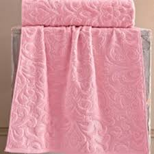 <b>Полотенце KARNA Hazal</b> брусничный 50*90 см - купить с ...