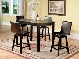 black kitchen dining sets: dining room pleasant kitchen dinette sets design for you interesting display kitchen dinette set