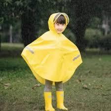 <b>Детский дождевик Xiaomi Children</b> Cloak Raincoat Дождевик ...