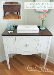 sideboard makeover wjava gel chalk paint themed furniture chalk painted furniture